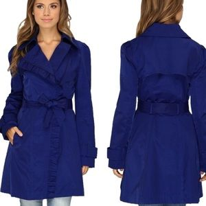 💙Blue trench coat 💙